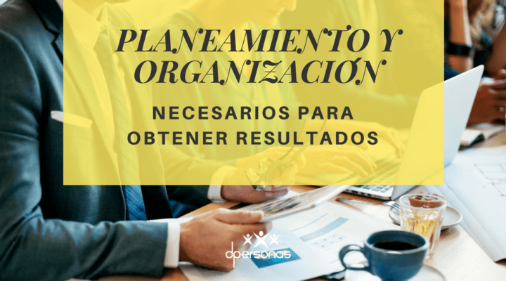 Planeamiento y Organización