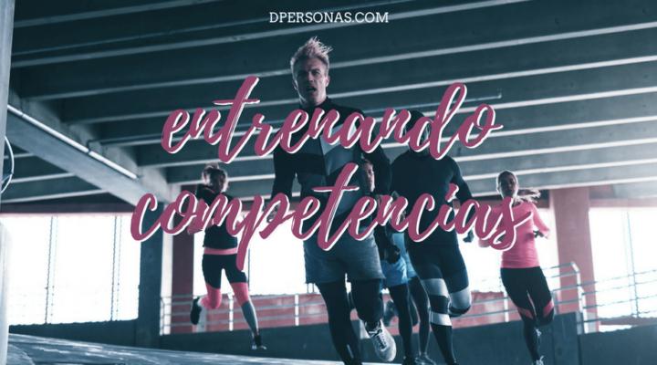 Entrenando competencias