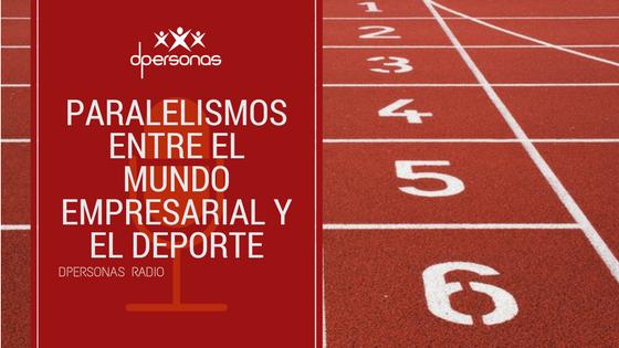 Paralelismos entre el mundo empresarial y el deporte