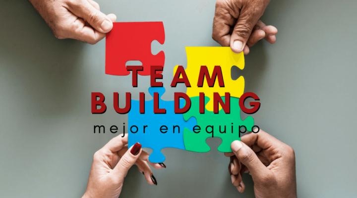 Team Building: mejor en equipo