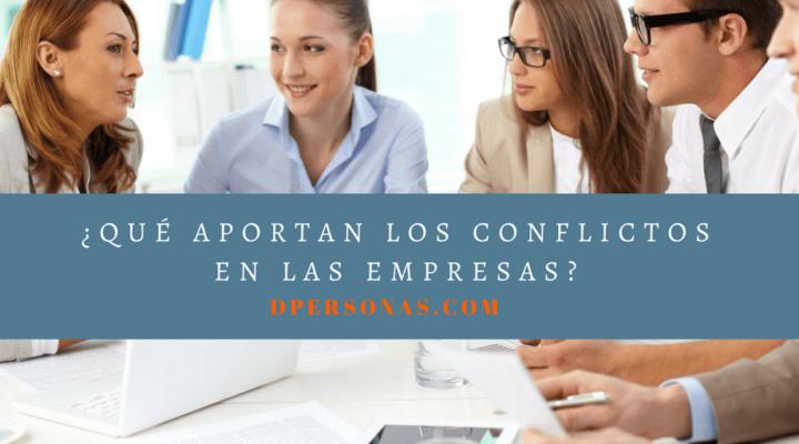 Los conflictos en las empresas